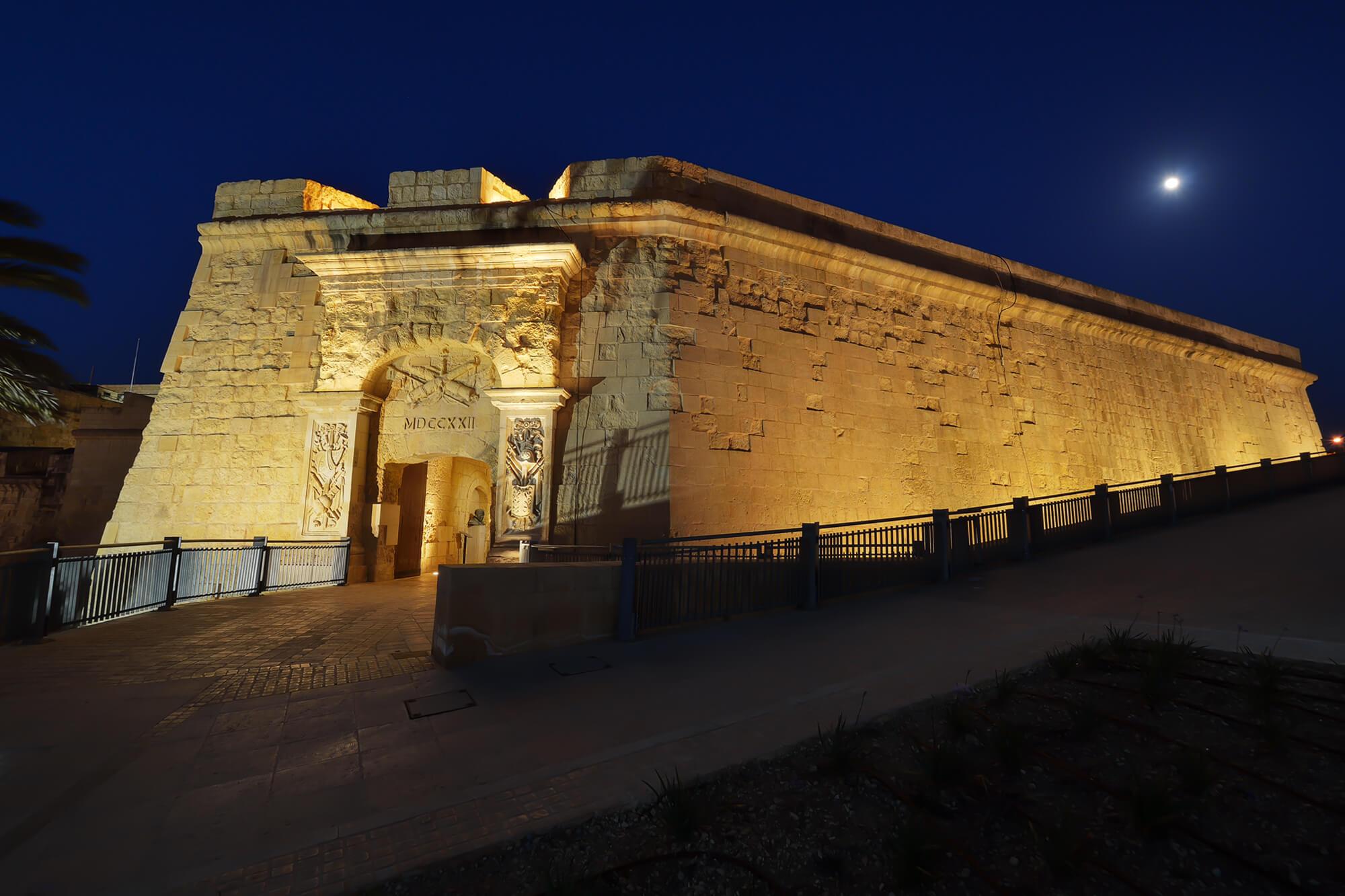 Birgu Gate