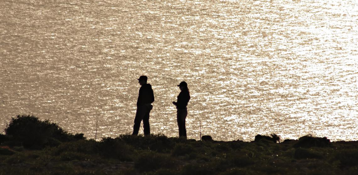 dingli cliffs