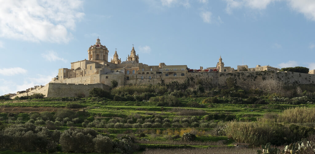 mdina fortifications