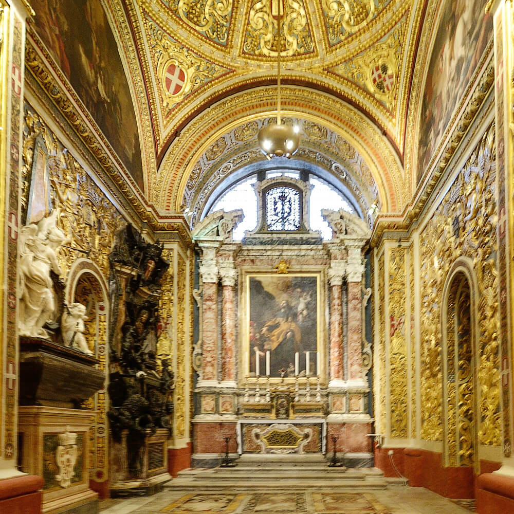 chapel of the langue of castile