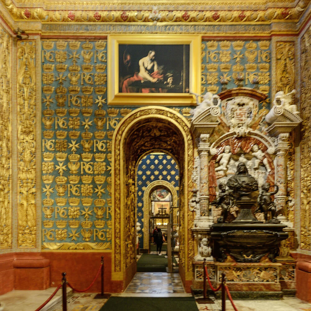 chapel of the langue of italy