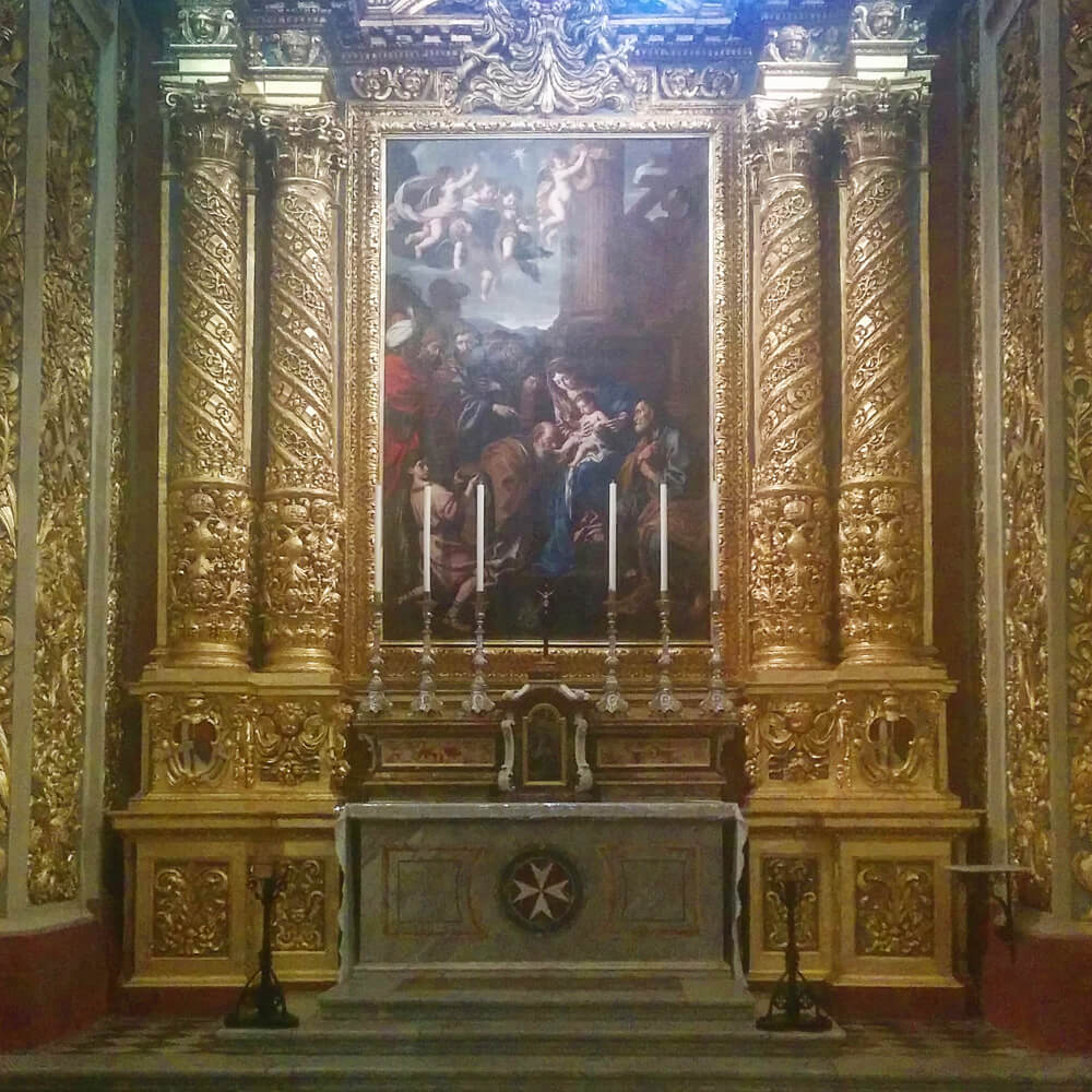 chapel of the langue of germany