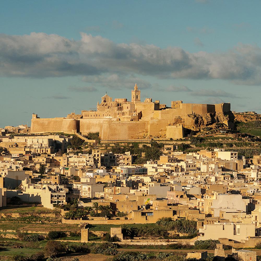 citadel gozo cittadella