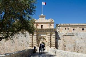 King's landing - game of thrones malta locations